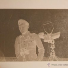 Militaria - AVILA AERODROMO SOLDADO LEGION CONDOR DEFENSA ANTIAEREA NEGATIVO ORIGINAL GUERRA CIVIL - 41269579