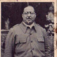 Militaria - TARJETA POSTAL .GENERAL ANTONIO ARANDA GENERAL REPUBLICANO -VER FOTOS - 41331691