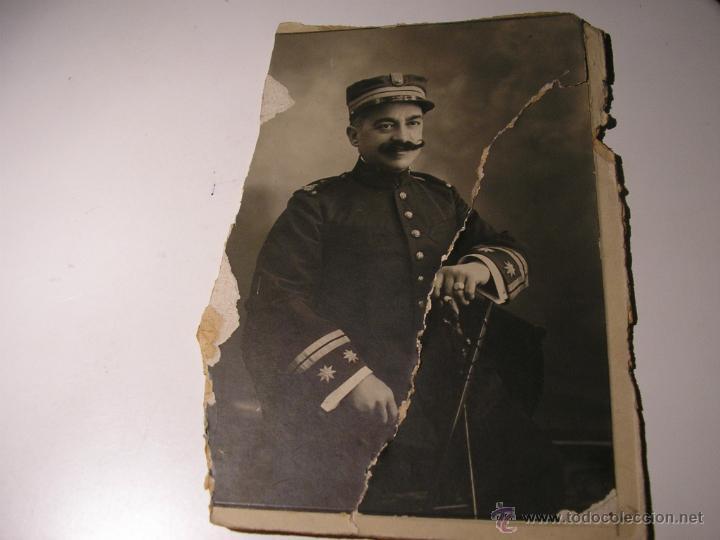 Militaria: TENIENTE CORONEL ÉPOCA ALFONSO XIII - Foto 3 - 41369280