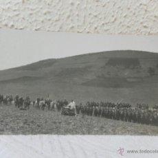 Militaria: CABALLERÍA ESPAÑOLA. GUERRA DE ÁFRICA. MISA DE CAMPAÑA. AÑOS 20.. Lote 41622569