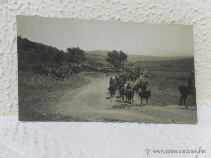 CABALLERÍA ESPAÑOLA. DE MANIOBRAS. 1923. (Militar - Fotografía Militar - Otros)