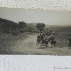Militaria: CABALLERÍA ESPAÑOLA. DE MANIOBRAS. 1923. . Lote 41623049