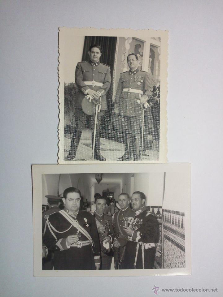 FOTOGRAFÍAS DE MILITARES DE LA GUARDIA DE FRANCO (Militar - Fotografía Militar - Otros)