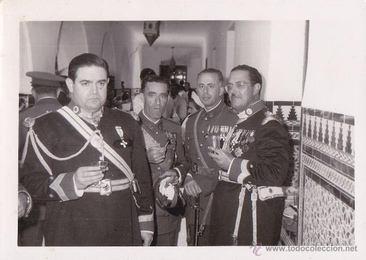 Militaria: FOTOGRAFÍAS DE MILITARES DE LA GUARDIA DE FRANCO - Foto 5 - 42029214