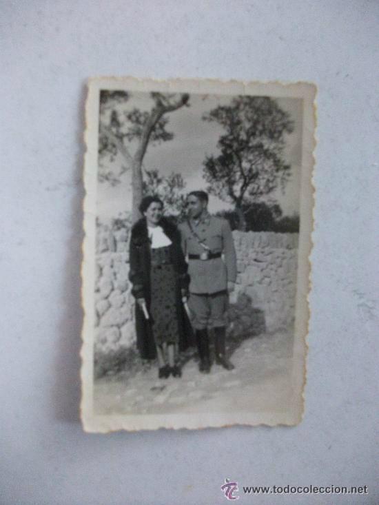 GUERRA CIVIL : FOTO DE SOLDADO DE SANIDAD MILITAR NACIONAL (Militar - Fotografía Militar - Guerra Civil Española)