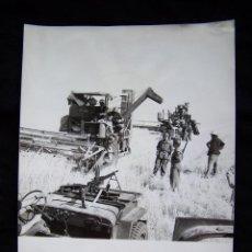 Militaria: FOTOGRAFÍA MILITARES FRANCIA FRANCESES BRIGADA DE LA INFANTERÍA DEL AIRE CON JEEPS. Lote 42408487