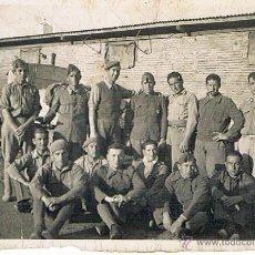 Militaria: ALCAZARQUIVIR 1939 - MARRUECOS - MILITARES. Lote 42558734