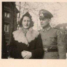 Militaria: OFICIAL ALEMAN-II GUERRA- NAZI -ALEMANIA. Lote 42923279