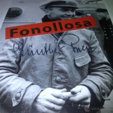 Militaria: FASCIMIL DE GUNTHER PREIN FIRMADA 13X18 CMS. Lote 43021869