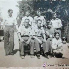 Militaria - GUERRA CIVIL: GUARDIA CIVIL : GRUPO DE GUARDIAS CIVILES . 4 NOV. 1937. - 43105293