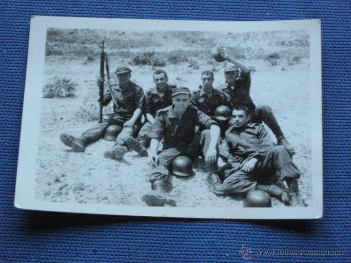 FOTOGRAFIA MILITAR - GRUPO MILITARES (Militar - Fotografía Militar - Otros)