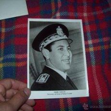 Militaria: FOTOGRAFÍA DE AMOR CHECHIA, EX-GOBERNADOR DE SOUSSE Y NABEUL .TÚNEZ.FOTO ZERELLI KACEM.. Lote 43588109