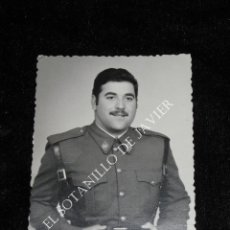 Militaria: FOTOGRAFIA MILITAR - SOLDADO INFANTERIA - FOTO NAVARRO - TARIFA . Lote 43738078
