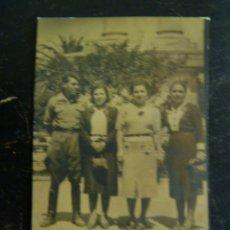 Militaria: GUERRA CIVIL: MILITAR REQUETÉ CON CHAVALAS . SEVILLA , ABRIL 1939. Lote 43900556