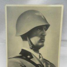 Militaria: S.A.R. UMBERTO DI SAVOIA. CIRCULADA 1937. CENSURA MILITAR. Lote 44012026