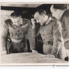 Militaria: JOSE DE MARIA VAZQUEZ, CAMPUA. FRANCO EN EL FRENTE DE TERUEL. 1938 LOTE DE 2. Lote 44137144