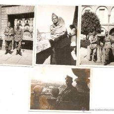 Militaria: MILITARES. 4 FOTOS. CÓRDOBA. Lote 44221450