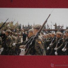 Militaria: FOTOGRAFIA MILITAR - SOLDADOS DESFILANDO. Lote 44244377