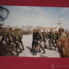 Militaria: FOTOGRAFIA MILITAR - SOLDADOS DESFILANDO. Lote 44244417