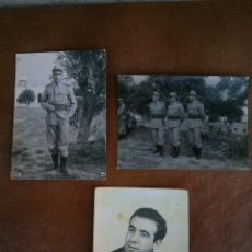Militaria: ANTIGUAS FOTOS MILITARES EJERCITO ESPAÑOL. Lote 44247402
