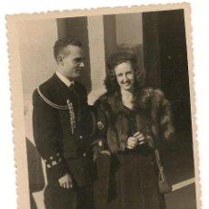 Militaria: CAPITÁN ESPAÑOL DE INFANTERIA DE MARINA O MARINA, EN FECHA 30/11/1948. Lote 44417749