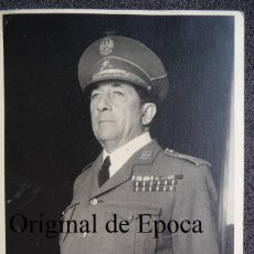 Militaria: (JX-1599)FOTOGRAFIA DEL GENERAL D.GERADO GONALEZ LONGORIA. Lote 44629452
