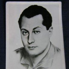 Militaria: FOTOGRAFÍA MILITAR JOSÉ ANTONIO PRIMO DE RIVERA FALANGE ESPAÑOLA 11X 7,5 CM . Lote 44684642