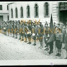 Militaria: POUM - CASERNA LENIN - GEORGE ORWELL - 1936-37 - FOT. AGUSTÍ CENTELLES. Lote 44701300