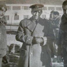 Militaria: FOTOGRAFÍA PILOTOS. CUATRO VIENTOS 1951. Lote 44784377
