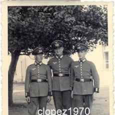 Militaria: WWII, SOLDADOS ALEMANES ,LUFTWAFFE, 64X90MM. Lote 44813712