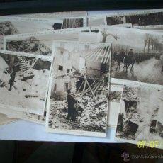 Militaria: LOTE DE 19 POSTALES DE LA PRIMERA GUERRA MUNDIAL. ITALIANOS E INGLESES CONTRA ALEMANIA 1918.. Lote 45052847