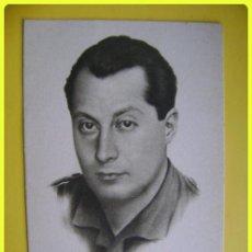 Militaria: POSTAL JOSÉ ANTONIO PRIMO DE RIVERA. FOTO MARÍN, SAN SEBASTIÁN. HUECOGRABADO ARTE BILBAO.. Lote 45106986