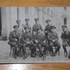 Militaria: ANTIGUA FOTOGRAFIA DE CABALLERIA ESPAÑOLA. DRAGONES DE NUMANCIA. Lote 45202396