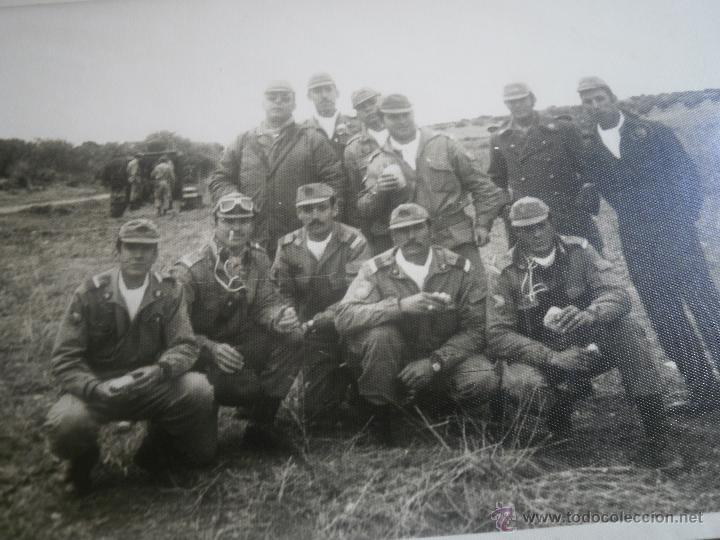 Militaria: Fotografía cabos División Acorazada Brunete. - Foto 3 - 45218887