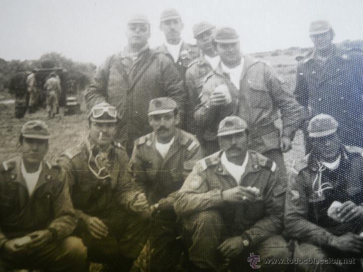 Militaria: Fotografía cabos División Acorazada Brunete. - Foto 4 - 45218887