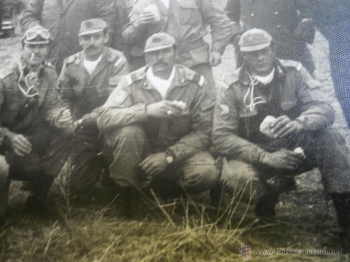 Militaria: Fotografía cabos División Acorazada Brunete. - Foto 6 - 45218887