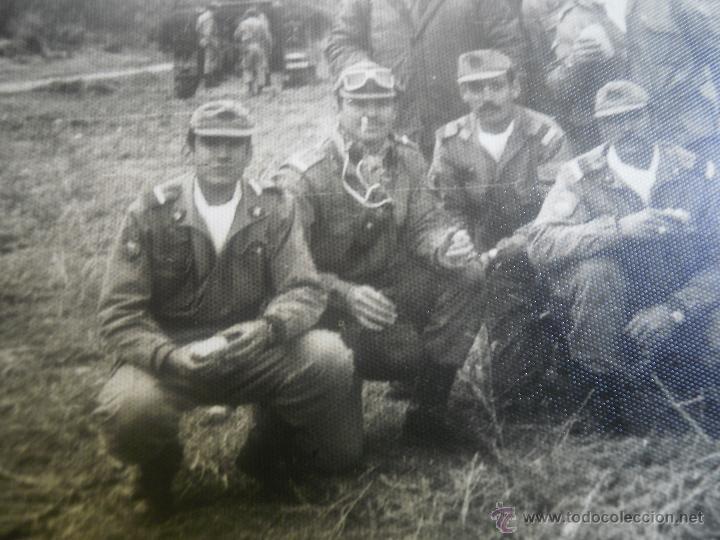 Militaria: Fotografía cabos División Acorazada Brunete. - Foto 7 - 45218887