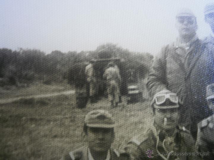 Militaria: Fotografía cabos División Acorazada Brunete. - Foto 9 - 45218887