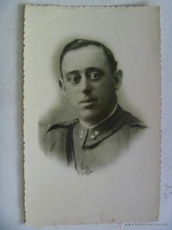 GUERRA CIVIL : COMBATIENTE NACIONAL DE ARTILLERIA (Militar - Fotografía Militar - Guerra Civil Española)