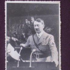 Militaria - A. HITLER. FOTO DESCLASIFICADA DE LOS ARCHIVOS SOVIÉTICOS DE UCRANIA. - 45682592