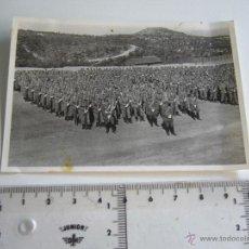 Militaria: FOTOGRAFÍA DE MILITARES ESPAÑOLES. Lote 45704505