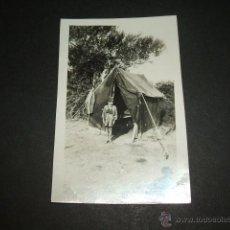 Militaria: CANGAS DE ONIS ASTURIAS GUERRA CIVIL 1937 SOLDADOS LEGION CONDOR FOTOGRAFIA LEGION CONDOR. Lote 45710857