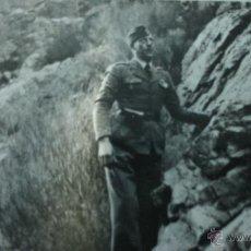 Militaria: FOTO ORIGINAL SOLDADO LEGION CONDOR ASTURIAS. Lote 45720735