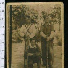 Militaria: GUERRA CIVIL : MINUTERO DE MILICIANOS NACIONALES , CORDOBA 1936 .. Lote 45772746