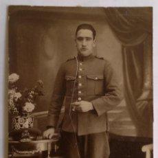 Militaria: SOLDADO DE CABALLERIA AÑO 1929. Lote 45877719
