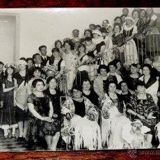 Militaria: FOTO POSTAL DE LARACHE, FOTO E. PEREA, VISITA DE SU MAJESTAD ALFONSO XIII Y VICTORIA EUGENIA, NO CIR. Lote 45986707