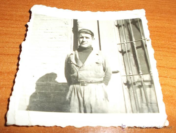 FOTOGRAFÍA MILITAR, GUERRA CIVIL. (Militar - Fotografía Militar - Guerra Civil Española)