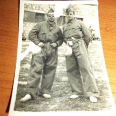 Fotografía militar, guerra civil.