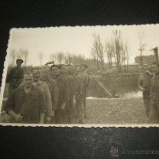 Militaria: BURGOS SOLDADOS ALEMANES GUERRA CIVIL FOTO TOMADA POR SOLDADO DE LA LEGION CONDOR. Lote 46366011