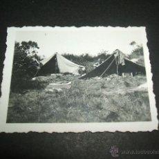 Militaria: CANGAS DE ONIS ASTURIAS 1937 GUERRA CIVIL FOTOGRAFIA POR SOLDADO LEGION CONDOR. Lote 46379610
